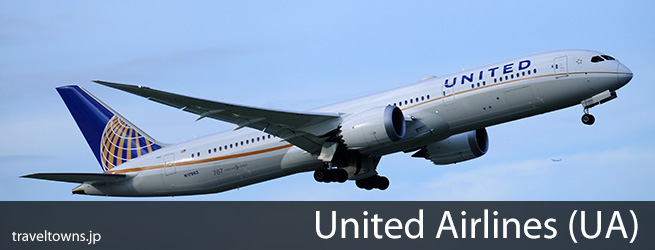 米国国内線および国際線のルートマップ | United …