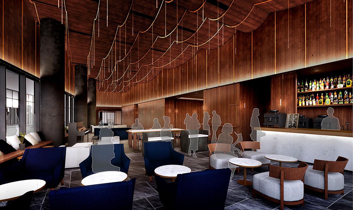 ホテルメトロポリタン 川崎のロビーカフェイメージ