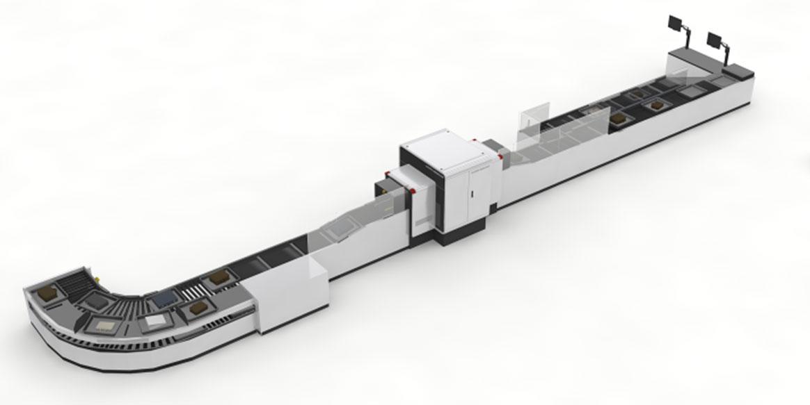 高性能X線検査機器