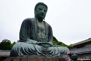 鎌倉大仏殿高徳院(長谷の大仏)
