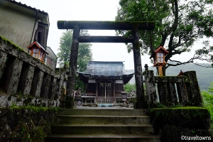 箱根神社(宮ノ下)