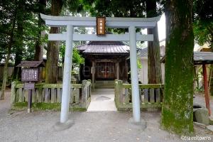 山神神社(大平台)