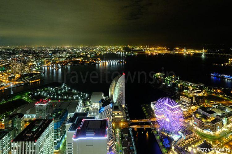 横浜ランドマークタワー スカイガーデン(69F展望フロア)