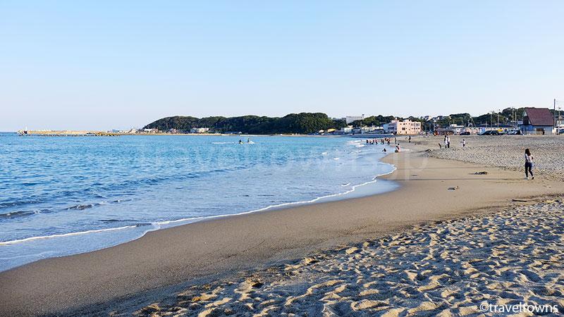 阿字ケ浦海水浴場