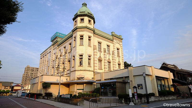 第八十五国立銀行(埼玉りそな銀行川越支店)