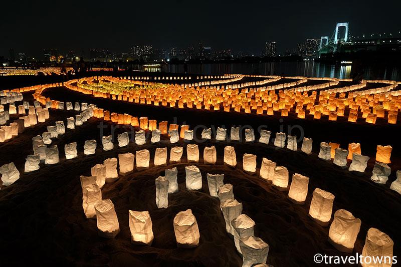 7月17日・18日に「海の灯まつり in お台場2016」が開催