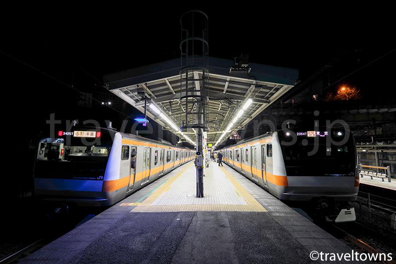 JR中央線各駅停車