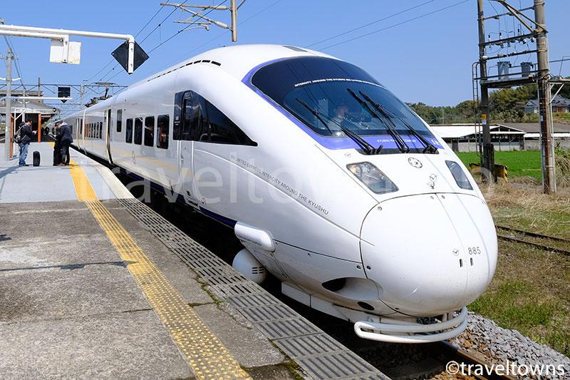 JR九州の885系