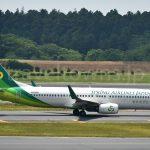 春秋航空日本のB737-800