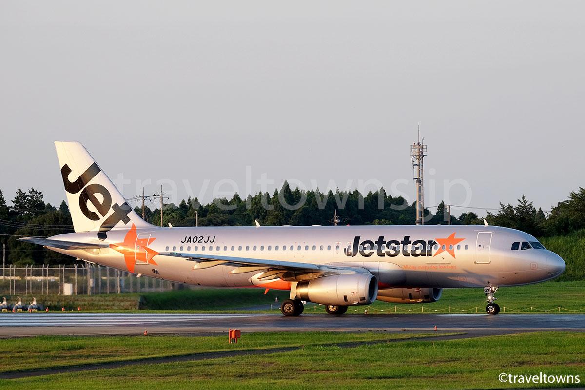 ジェットスター・ジャパンのA320-200
