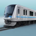 新型通勤車両「5000形」外観(イメージ)