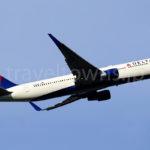 デルタ航空のB767-300