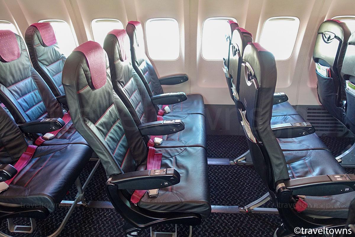 JAL,B737-800,JA329J,座席