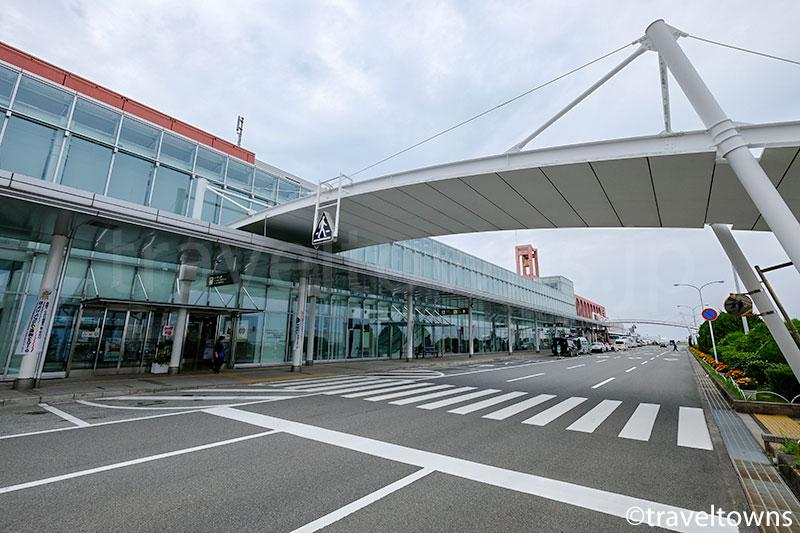 長崎空港の外観