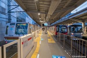 同じホームで他路線に乗り換えができる便利な東京の駅はここ!