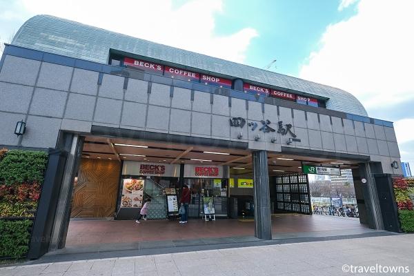 四ツ谷駅の麹町口