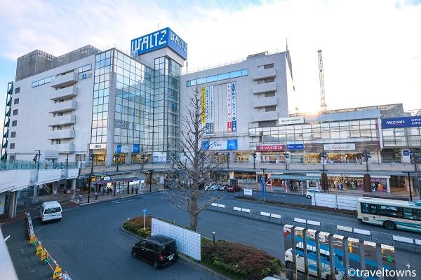 所沢駅西口