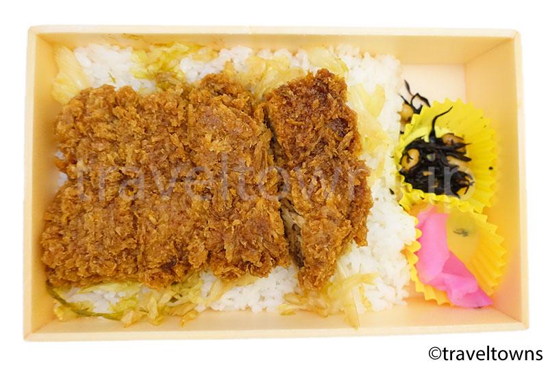 小名浜名物 カジキソースカツ丼