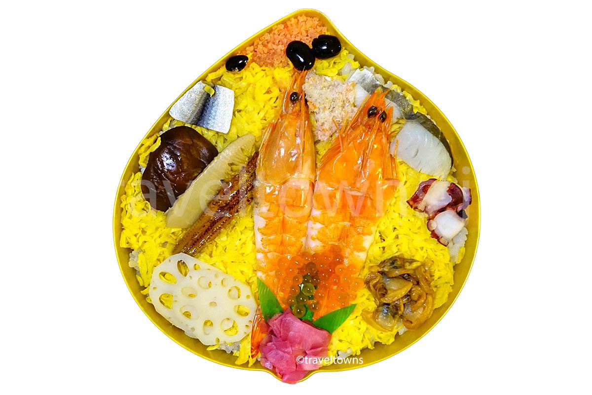 桃太郎の祭ずしプレミアム