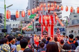 下北沢盆踊り(下北沢夏祭り)