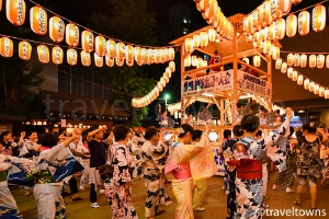 巣鴨地蔵通り納涼盆踊り大会 ※2019年中止