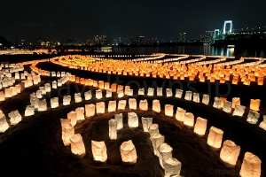 海の灯まつり in お台場