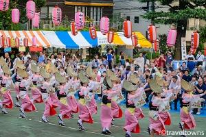 四谷納涼踊り大会