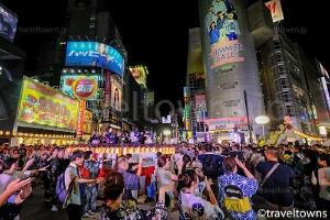 渋谷盆踊り大会