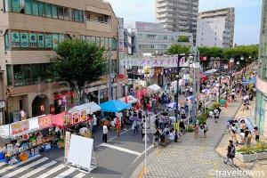 けやきロードフェスティバル(清瀬)