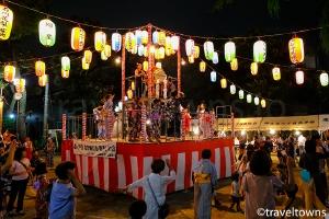 碑文谷公園 盆踊り大会