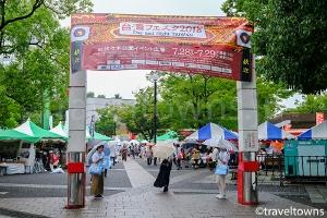台湾フェスタin代々木公園
