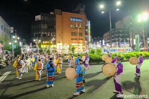 東村山 久米川阿波踊り大会