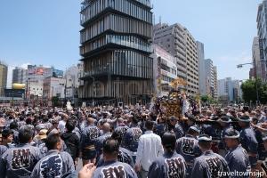 【延期】三社祭