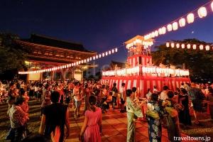 池上本門寺 みたま祭り 盆踊り大会