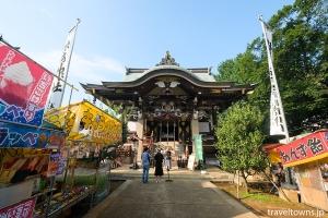 新宿諏訪神社 例大祭