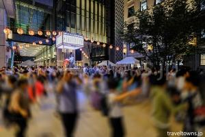 京橋盆踊り
