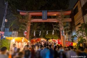 赤城神社 例大祭