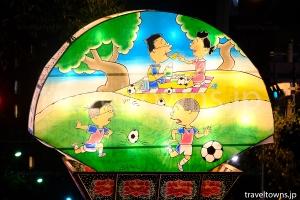 桜新町 ねぶた祭
