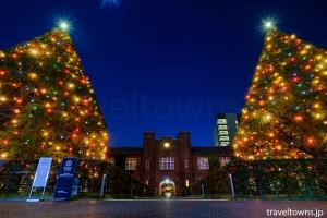 クリスマス・イン・立教(立教大学 池袋キャンパス イルミネーション)