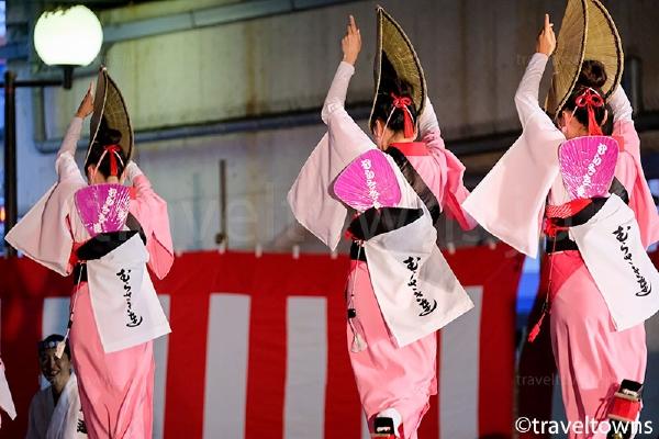 阿波踊り(2017年)