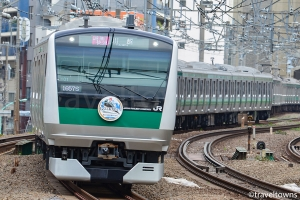 JR埼京線・通勤快速