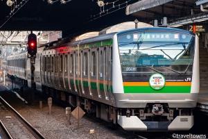 JR東海道線・快速アクティー