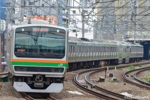 JR湘南新宿ライン(高崎線・東海道線)