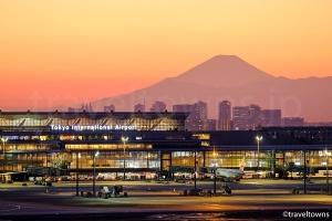 羽田空港 第1ターミナル展望デッキ