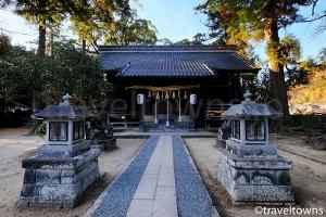 川津来宮神社(杉桙別命神社)