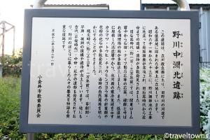 野川中州北遺跡