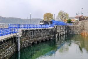 羽村堰(羽村取水堰)