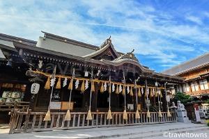 八坂神社(小倉)