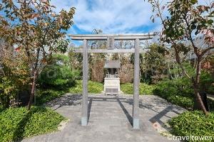 鉄道神社(JR博多シティ)