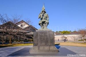 加藤清正像(名城公園)